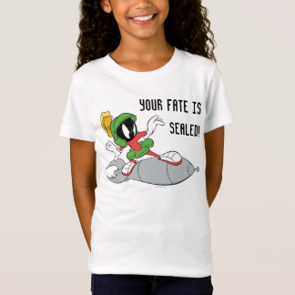 MARVIN THE MARTIAN™ Riding Rocket T-Shirt