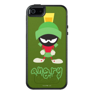 MARVIN THE MARTIAN™ Super Mad OtterBox iPhone 5/5s/SE Case