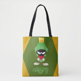 MARVIN THE MARTIAN™ Super Mad Tote Bag