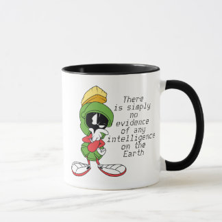 MARVIN THE MARTIAN™ Thinking Mug