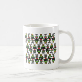 MARVIN THE MARTIAN™ Tiling Pattern Coffee Mug