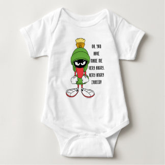 MARVIN THE MARTIAN™ Upset Baby Bodysuit