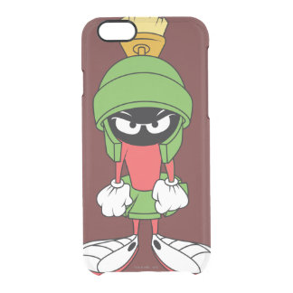 MARVIN THE MARTIAN™ Upset Clear iPhone 6/6S Case
