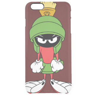 MARVIN THE MARTIAN™ Upset Clear iPhone 6 Plus Case