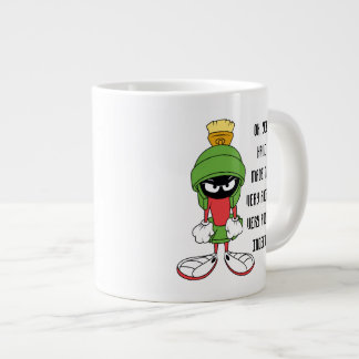 MARVIN THE MARTIAN™ Upset Large Coffee Mug