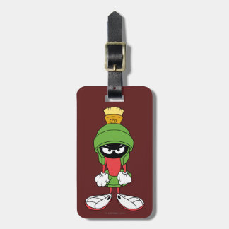 MARVIN THE MARTIAN™ Upset Luggage Tag