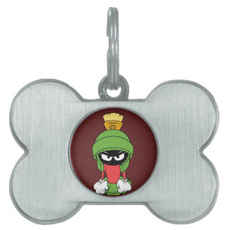 MARVIN THE MARTIAN™ Upset Pet Tag