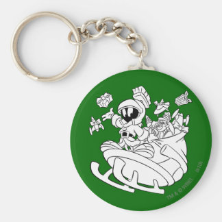 MARVIN THE MARTIAN™ with Toys Key Ring