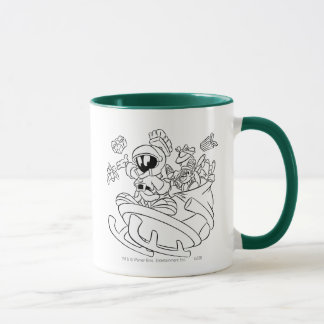 MARVIN THE MARTIAN™ with Toys Mug