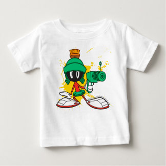 Marvin With Gun Tshirts