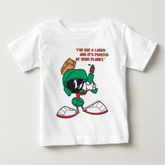 Marvin with Laser Pointed Up T Shirt