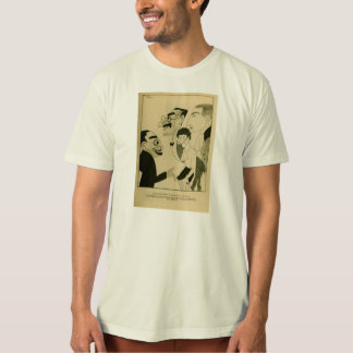 Marx Brothers 1924 caricature comedy team silent T Shirts