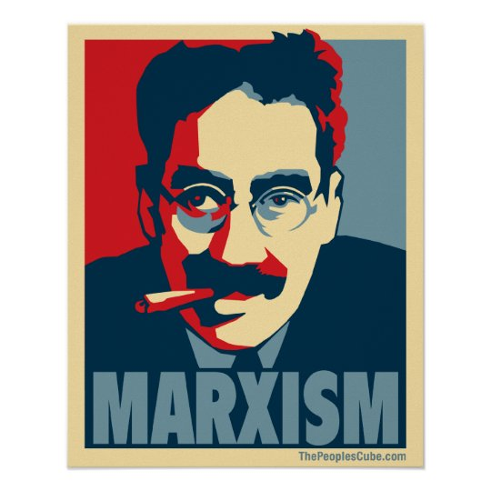 Marxism: Obama Parody Poster