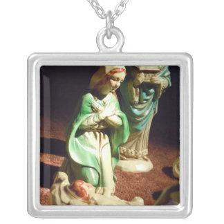 Mary and Baby Jesus Pendants