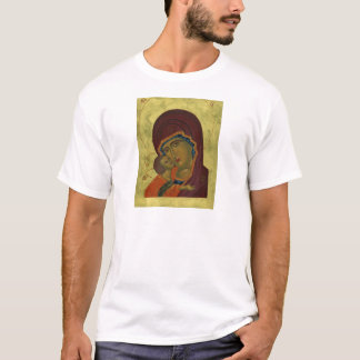 Mary And Baby Jesus T-Shirt