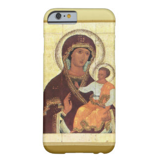 Mary and child Jesus Barely There iPhone 6 Case