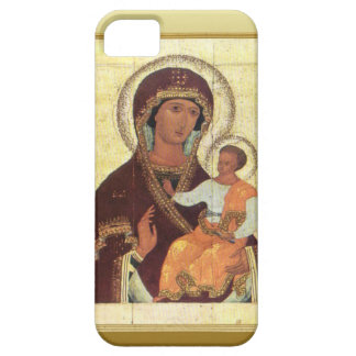 Mary and child Jesus iPhone 5 Case