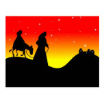 Mary and Joseph Post Card