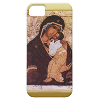 Mary and the baby Jesus Barely There iPhone 5 Case