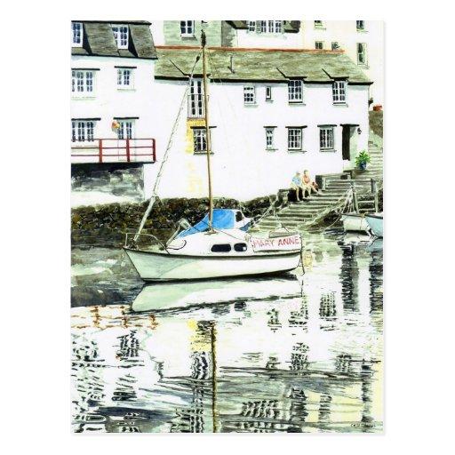 'Mary Anne' Postcard