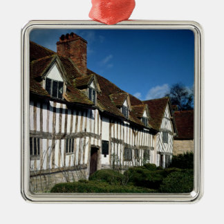 Mary Arden's House Christmas Ornament