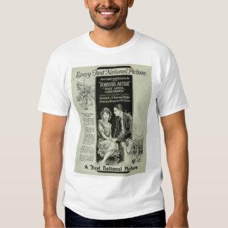 Mary Astor 1926 vintage movie ad T-shirt