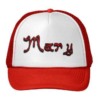 Mary Cap Mesh Hat