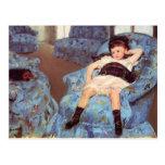 Mary Cassatt Fine Art Postcards