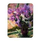 Mary Cassatt Lilacs Magnet
