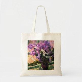 Mary Cassatt Lilacs Tote Bag