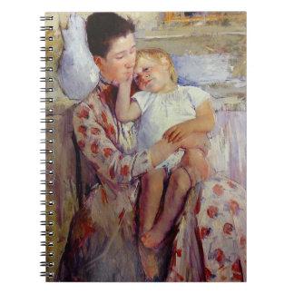 Mary Cassatt Mother and Child Notebooks