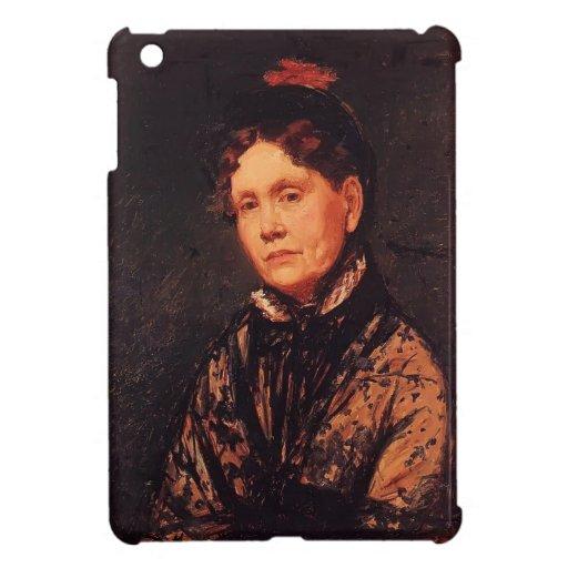 Mary Cassatt: Mrs. Robert Simpson Cassatt Case For The iPad Mini