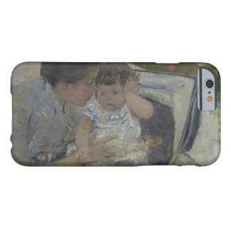 Mary Cassatt - Susan Comforting the Baby Barely There iPhone 6 Case