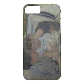 Mary Cassatt - Susan Comforting the Baby iPhone 7 Case