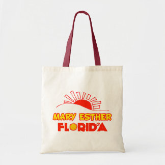 Mary Esther, Florida Budget Tote Bag