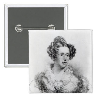Mary Fairfax Greig Somerville 15 Cm Square Badge