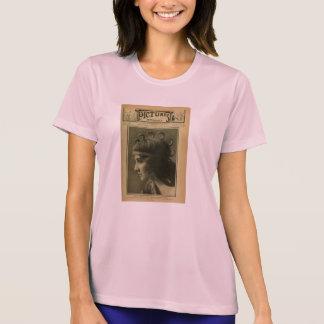 Mary Fuller 1915 headress portrait silent movie Shirt