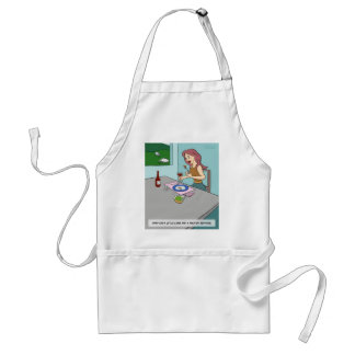 Mary Had a Little Lamb Apron Standard Apron
