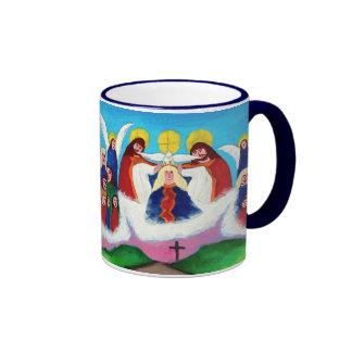 Mary In Heaven Mug