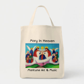 Mary In Heaven Bags