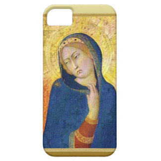 Mary iPhone 5 Cover
