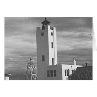 Mary Island Lighthouse Greeting Card