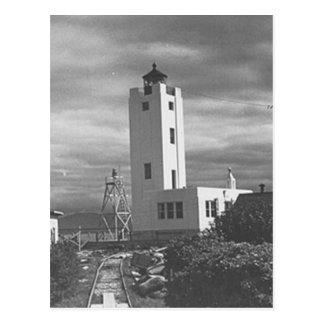 Mary Island Lighthouse Postcard