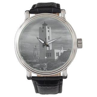 Mary Island Lighthouse Wrist Watch