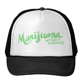 Mary Jane Without Borders Trucker Hat