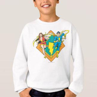 Mary & Junior Run Sweatshirt