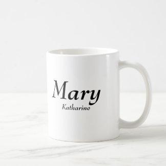 Mary, Katharine Coffee Mug