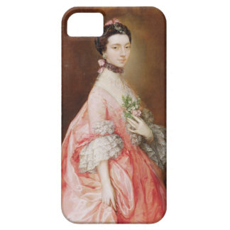 Mary Little, Later Lady Carr (oil on canvas) iPhone 5 Covers