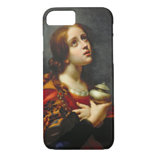 Mary Magdalene, 1660-70 (oil on canvas) iPhone 8/7 Case