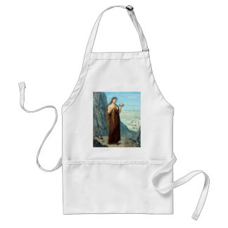 Mary Magdalene in the Desert by Puvis de Chavannes Aprons